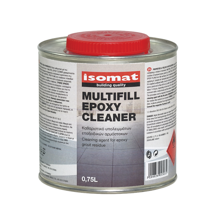 MULTIFILL EPOXY CLEANER 0,75MLB